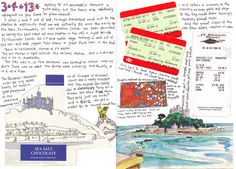 St Ives holiday diary St Michael's Mount, St Ives, School Projects, Cornwall, Diaries, Holiday Ideas, Saints, Journals, Writers Notebook