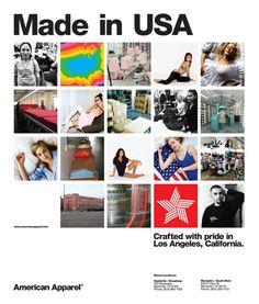 Nudes.(2011)  アメリカンアパレルと言えば、広告写真の撮影には、ファッションフォトグラファーのテリー・リチャードソンを起用し、モデルには主に従業員を採用した広告が知られていますが、その多くはかなりエロティック。2012年4月以前には、モデルとなる女性のトップレスやボトムレスの写真をそのまま広告に採用していましたが、性的表現に対してはアメリカより厳しいイギリスの高齢消費者からのクレームにより、イギリス広告基準局(ASA - Advertising Standards Authority)が使用を禁止しました。以降、最近に至るまで、広告写真がよりソフトなもに路線変更されつつあるようです。  [...]