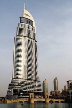 The Address Dubai Mall Dubai