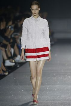 Moncler Gamme Rouge RTW Spring 2015