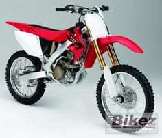 My bike.   Honda CRF 250