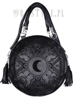 Black crescent henna bag                                                                                                                                                                                 More
