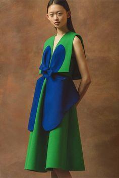 Delpozo | Resort 2017 Collection | Vogue Runway