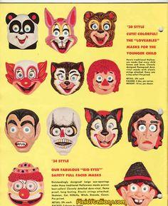 Ben Cooper Halloween Catalog