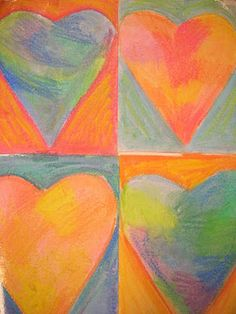 I love teaching about Cincinnati Pop Artist, Jim Dine. His colorful and expressive hearts are the perfect subjects for January and . First Grade Art, 4th Grade Art, Grade 2, Fourth Grade, Second Grade, Classroom Art Projects, Art Classroom, Classroom Organization, Winter Art Projects