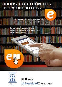 Libros electrónicos en la BUZ   por Biblioteca de la Universidad de Zaragoza