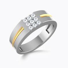 18K Yellow Gold IJ| SI 0.154 cttw Round-Cut-Diamond 9 inches identification-bracelets Size