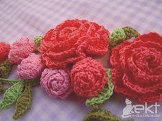 Colar de rosas by erika.tricroche, via Flickr
