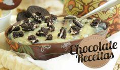 Chocolate Receitas: Ovo de Páscoa de Colher Receita de brigadeiro de colher
