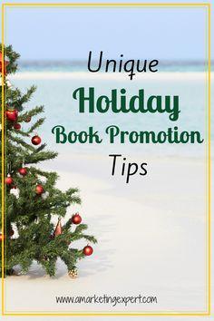 Unique Holiday Book Promotion #bookmarketing #holidays #bookpromo #ameblog