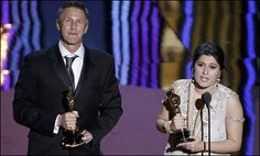 Sharmeen Chinoy's 'Saving Face' wins first Oscar for Pakistan