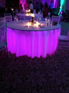 Under the table uplighting nice touch with our wireless lights. Jwd Events www. Led Dance, Under The Table, Destination Weddings, Cancun, Perfect Wedding, Wedding Reception, Touch, Events, Ads