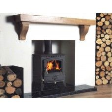 Would love a cosy log burner.