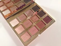 Fashion Maven... Mommy: Tarte Tartelette In Bloom Clay Eyeshadow Palette