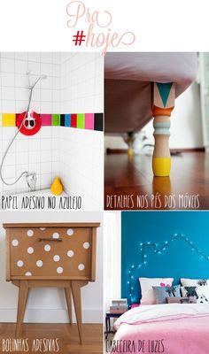 dicas para renovar a decoração
