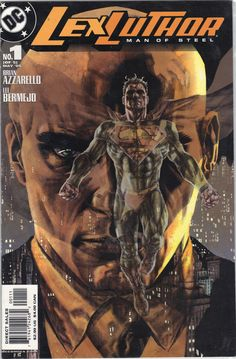 Lex Luther: Man of Steel #1