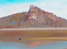 Arthur Boyd, one of Australia's most well known painters, for sale at Savill Galleries, Ph 61 2 9327 Australian Painting, Australian Artists, Arthur Boyd, Landscape Paintings, Landscapes, Archaeology, Painters, Galleries, Artworks