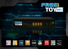 UNIVERSO AZ: FREEY TOY HD + NOVA ATUALIZAÇÃO V1.30