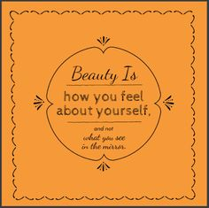 Everyone has a different definition of beauty. This is our definition of beauty. What is yours ? #Beauty #Smile #Awwstruck , #Mirror, #Fashion
