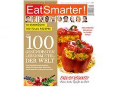 Das neue EAT SMARTER-Magazin Nr. 4/14 ab jetzt im Handel! Es warten viele leckere Rezepte und spannende Themen auf Sie!