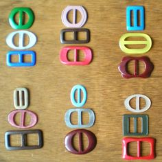 Collection vintage buckles by hipaholic