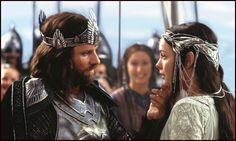 aragon and arwen photos | ... vereint! Endlich nach 38 Jahren Verlobung heirateten Aragon und Arwen