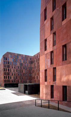 Villaverde Social Housing | ArchiTravel David Chipperfield Architects
