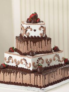 Why order a Publix Bakery wedding cake? Our wedding cakes taste as great as they look. View Publix wedding cakes, and see how we can customize yours. Cupcakes, Cupcake Cakes, Beautiful Cakes, Amazing Cakes, Publix Cakes, Square Wedding Cakes, Cake Pictures, Specialty Cakes, Occasion Cakes