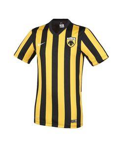 Η νέα φανέλα της ΑΕΚ Cyprus News, Polo Shirt, Football, Mobiles, Sports, Mens Tops, T Shirt, Greece, Hs Football
