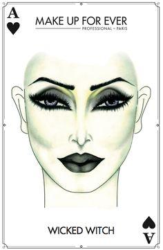 Creepy Halloween Makeup | UrbanMommies