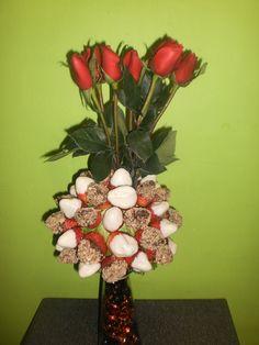 El mejor regalo para la mejor mamá. www.dfrutaychocolate.com.mx