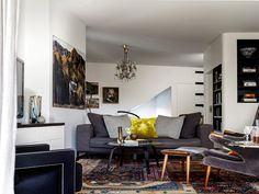 Duplex in the City by Luigi Rosselli Architects