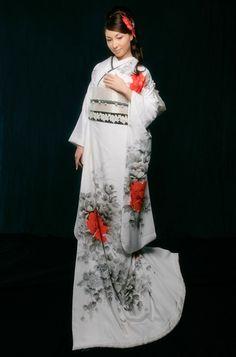Large kimono B-184 yumi katsura