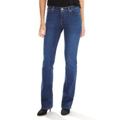 Women's+Levi's+815+Curvy+Fit+Bootcut+Jeans