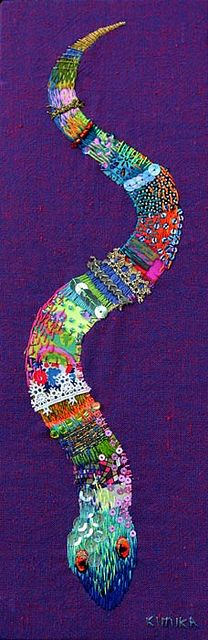 snake | Flickr - Photo Sharing! -artist Kimika Hara