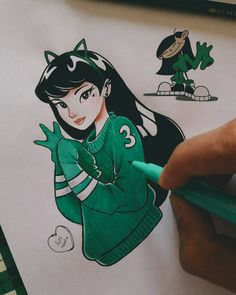 Cartoon Sketches, Cartoon Art, Drawing Sketches, Art Drawings, Arte Tim Burton, Desenhos Tim Burton, Character Art, Character Design, Desenhos Cartoon Network