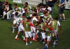 Partido Italia - Costa Rica, Mundial de Fútbol Brasil 2014