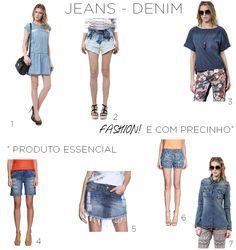 seleção de jeans no outlet online. mais barato e fashion