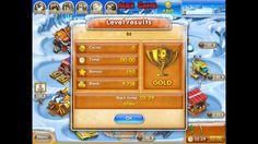 Farm Frenzy 3 Ice Age (level 86) only GOLD Веселая ферма 3 Ледниковый период (уровень 86) Золото