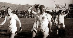 ILUSIÓN MUNDIAL: Inglaterra 3 Argentina 1