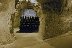 Maison Taittinger by Reims Tourisme, via Flickr #champagne #taittinger