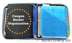 Last year I shared my coupon organization binder over at Ask Anna. In case you missed it over there, I am re-posting it here. I am in the process of updating my coupon binder, so look for that post soon. I will also be sharing how I meal plan and my recipe binder. Couponing, meal …
