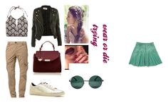 """""""out in the city"""" by mischievoustyle on Polyvore"""