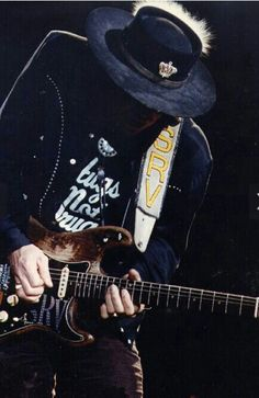 Stevie Ray Vaughan and Double Trouble - June 9,1987 - Met Center - Bloomington, MN.