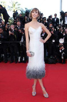 Las mejor vestidas del Festival de Cannes 2013: una alfombra roja de lujo