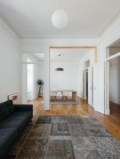 Apartment in Estrela, Lisbon, 2016 - Aurora Arquitectos