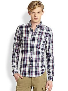 Gant+Rugger Windblown+Oxford+Shirt