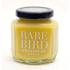 meyer lemon curd / rare bird preserves.