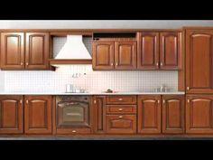 Έπιπλα κουζίνας οξυάς Kitchen Cabinets, Home Decor, Interior Design, Home Interior Design, Dressers, Home Decoration, Decoration Home, Kitchen Cupboards, Interior Decorating