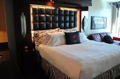 Planet Hollywood Westgate towers, a very nice place to stay!! Absolutely loved the room